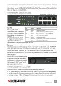 Intellinet 16-Port Fast Ethernet Rackmount PoE Switch ... - Use-IP - Page 5