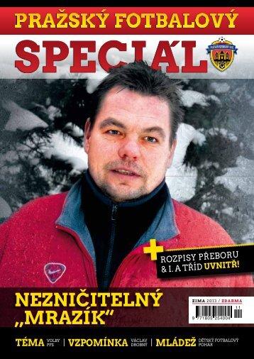 Zima 2013 - Pražský fotbalový svaz
