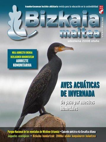AVES ACUÁTICAS DE INVERNADA - Bizkaia 21