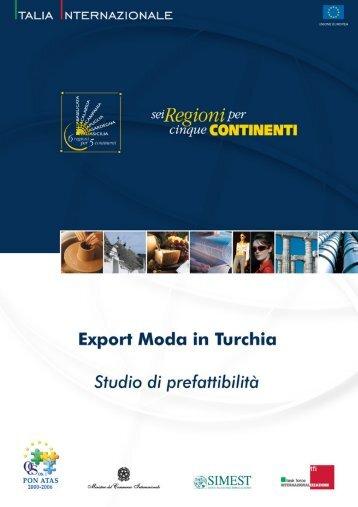 Turchia - Ministero Attività Produttive