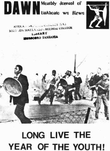 Dawn Volume 5 Number 1 January 1981 - DISA