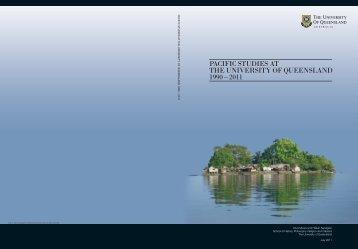 Pacific Studies Report - University of Queensland