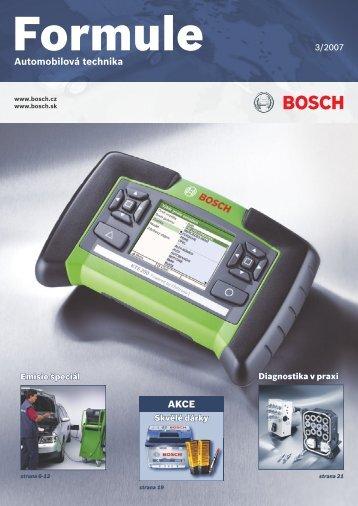 Formule Bosch 3/2007