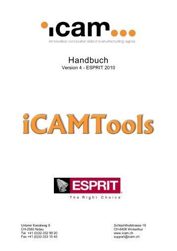 2. DIE ICAMTOOLS-FUNKTIONEN - bei icam AG