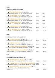 EVGA Grafikkarten NVIDIA GeForce 9000 EVGA GF9400GT Retail ...