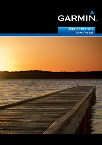 LISTA DE PRECIOS - Nautivela 82 SL