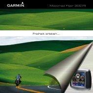 Freiheit erleben... Motorrad Flyer 2007/II