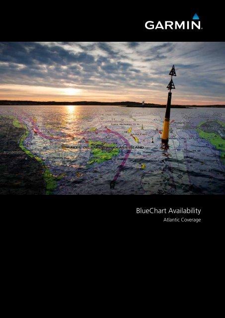 BlueChart Availability - Clown-Versand