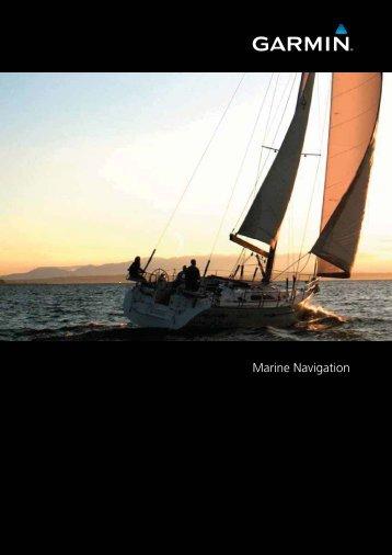 Marine Navigation - Garmin