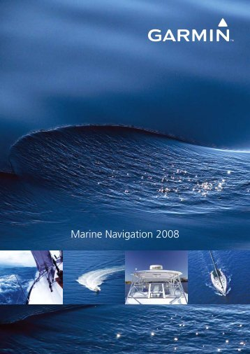 Marine Navigation 2008 - Garmin