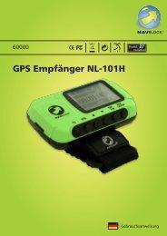 GPS Empfänger NL-101H - ELV