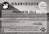 Gatz-Preisliste 2013 (PDF 958.56 KB)