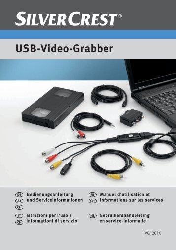 USB-Video-Grabber - Targa