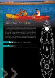Recreational>> - Kayak Session