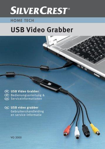 USB Video Grabber - Targa
