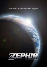 Benvenuti nel mondo zephir