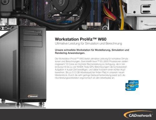 Datenblatt downloaden - CADnetwork