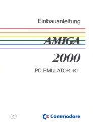A2088 Handbuch - Retroport