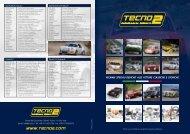 Catalogo Auto Storiche - Tecno 2
