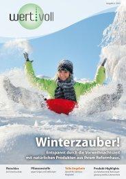 Winterzauber!