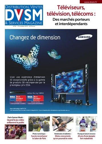 N°93- Novembre 2010 – Dossier Télécoms - DVSM