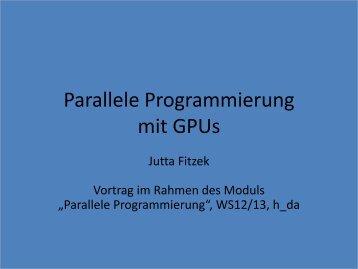 GPU-enabling in elegant