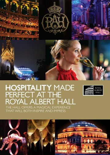 Download PDF - Royal Albert Hall