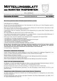 Nr. 12 / 2012 - Markt Triefenstein