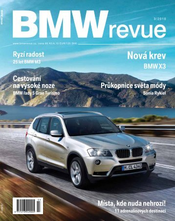 Otevřít PDF - BMW revue