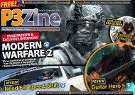 P3Zine Issue 31 - GamerZines