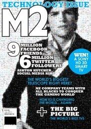 technology issue win! - M2 Magazine