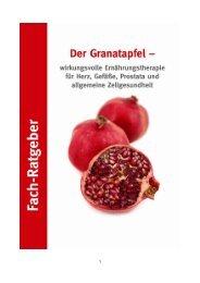 Granatapfel - Ihr Einkauf