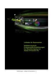 NVIDIA Leitfaden für Rezensenten - videostation.info