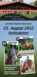 RZ_AuktionRatermann_2012:Layout 1 - Zuchthof Hubert Ratermann