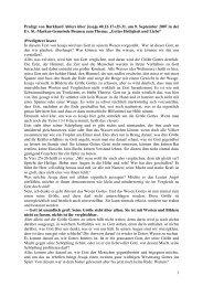 1 Predigt von Burkhard Ahlers über Jesaja 40,12-17+25-31. am 9 ...