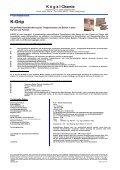 """Katalog """"Trittstufen-Rutschsicherung"""" - Naturstein und Chemie - Seite 2"""