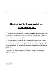 Gemeinsames Positionspapier der Berliner Wirtschaft