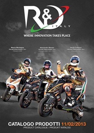 Catalogo R&D 12_02_2013 - Ricambio Rapido