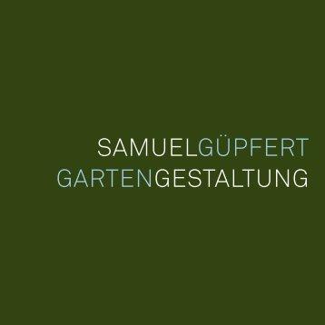 Impressionen - Samuel Güpfert - Gartengestaltung