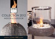 JONA Fire Collection 2012 engl Version - UPgates