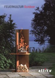 Prospekt Outdoor - Attika Feuer AG