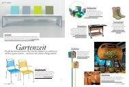 Gartenzeit (PDF) - BILANZ Homes