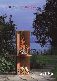 FEUERKULTUR Outdoor - Attika Feuer AG