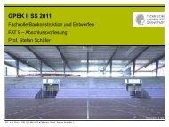 GPEK II SS 2011