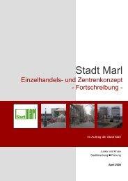 Einzelhandels- und Zentrenkonzept - Regioplaner.de