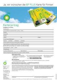 Kartenantrag für Firmen - hutter auto winterthur