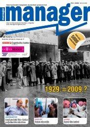 Uvodnik - Manager Magazine