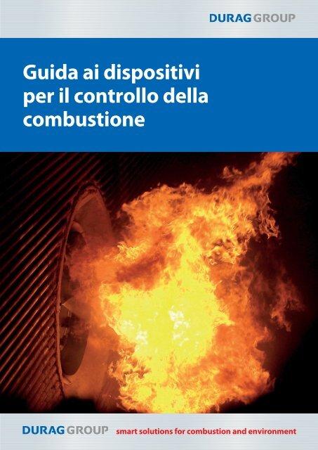 Guida ai dispositivi per il controllo della combustione - durag group
