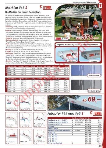 Wandmarkise Prostor 550 K
