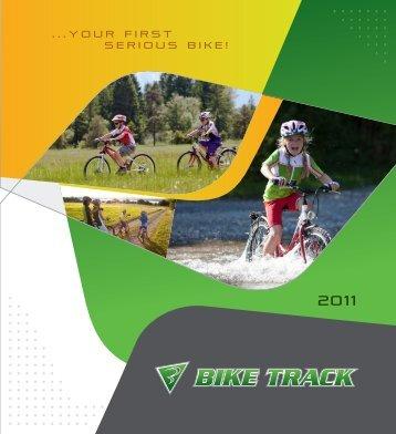 ...your first serious bike! - Sundance